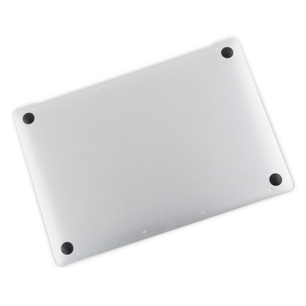 """MacBook 12"""" Retina (Early 2016-2017) Lower Case / New / Silver"""