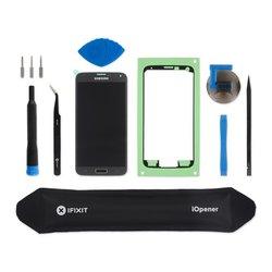 Galaxy S5 Screen / Black / New / Fix Kit v2 / driver + SIM Tool