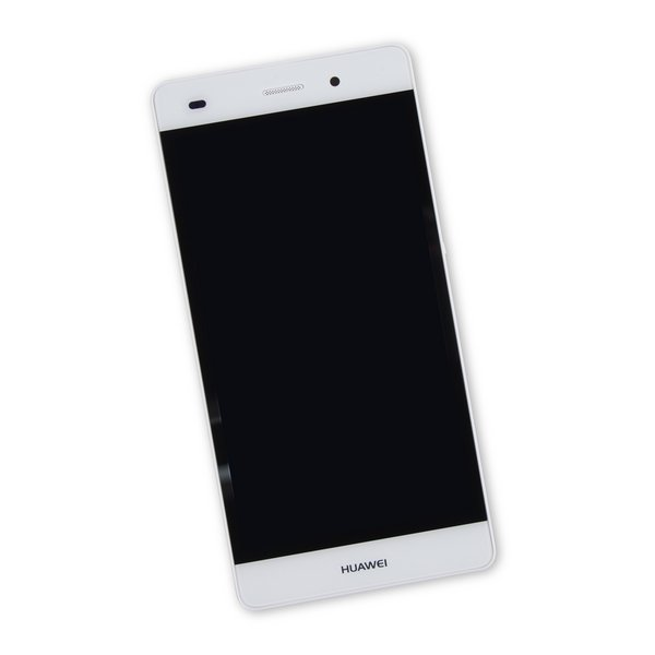 Huawei P8 Lite Screen / White / Part Only