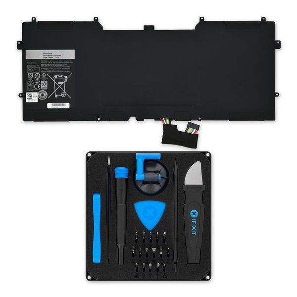 Dell XPS 12 9Q33/L221X, and XPS 13 9333 Battery / Fix Kit