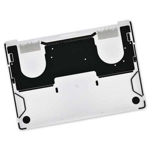 "MacBook Pro 13"" (A2251, 2020) Lower Case / A-Stock / Silver"