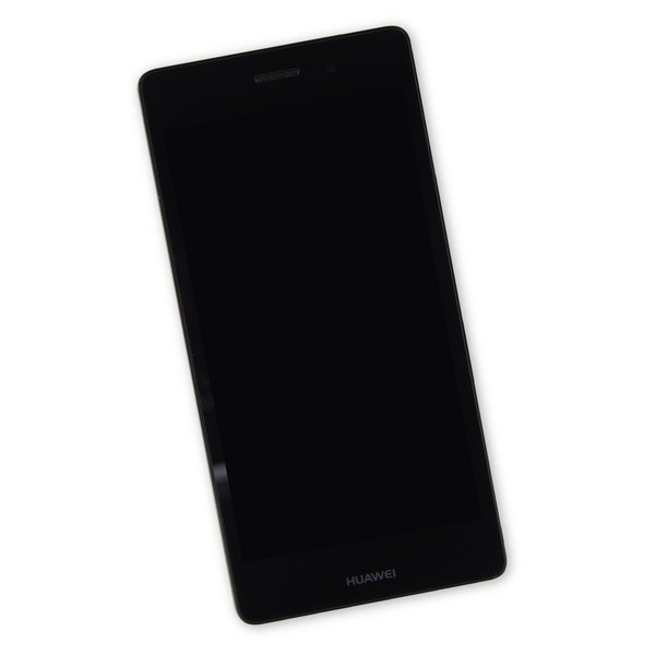 Huawei P8 Lite Screen / Black / Part Only