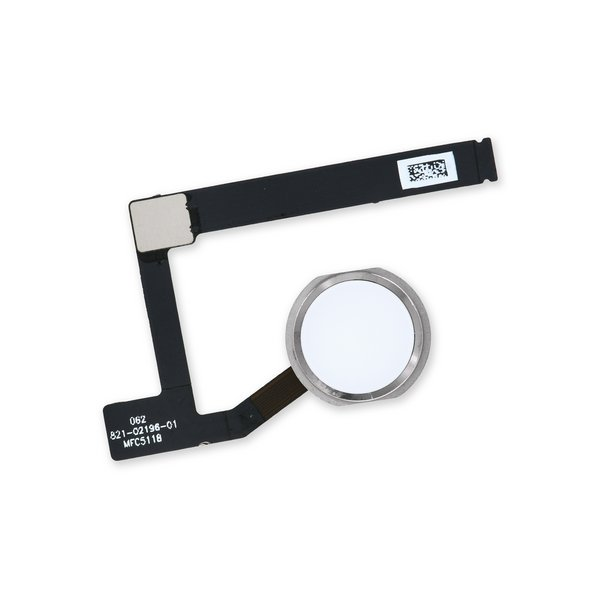 iPad mini 5 Home Button Assembly / Silver