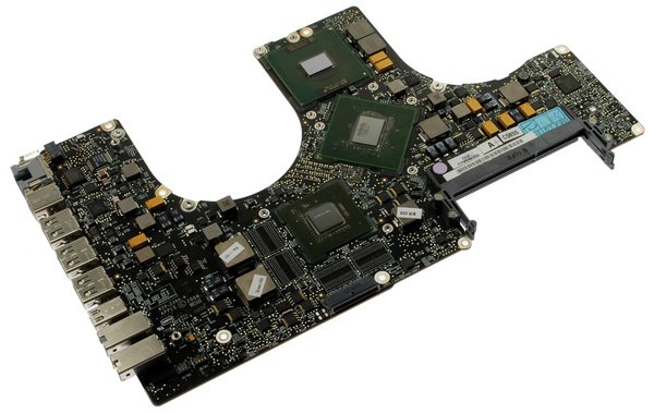 "MacBook Pro 17"" Unibody (Early 2009) 2.66 GHz Logic Board"