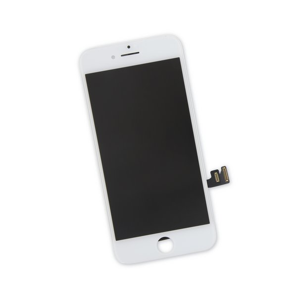 iPhone 8 LCD and Digitizer / New, Premium / White