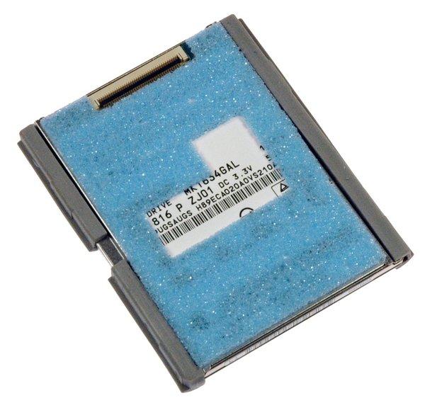 iPod Classic 160 GB (Thin) Hard Drive