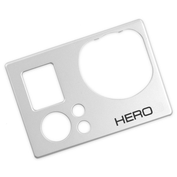 GoPro Hero3 Silver Front Panel