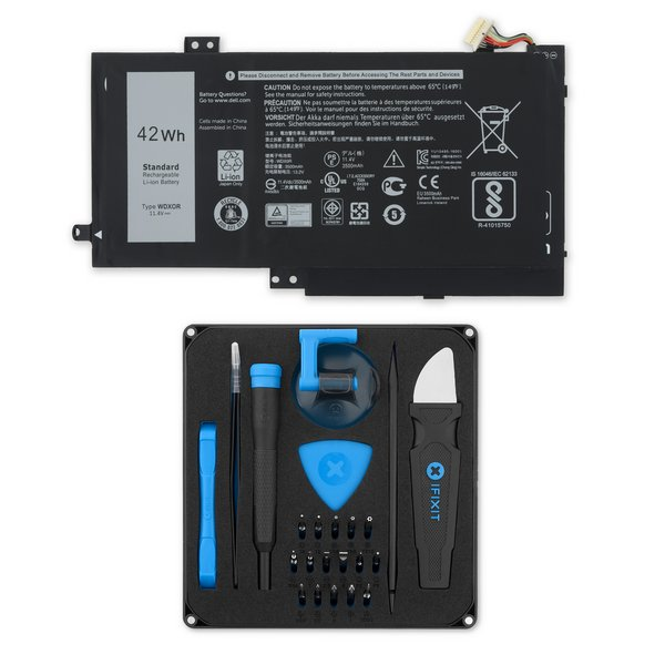 HP LE03XL Battery / Fix Kit