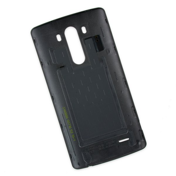LG G3 Rear Panel (T-Mobile) / Black / A-Stock