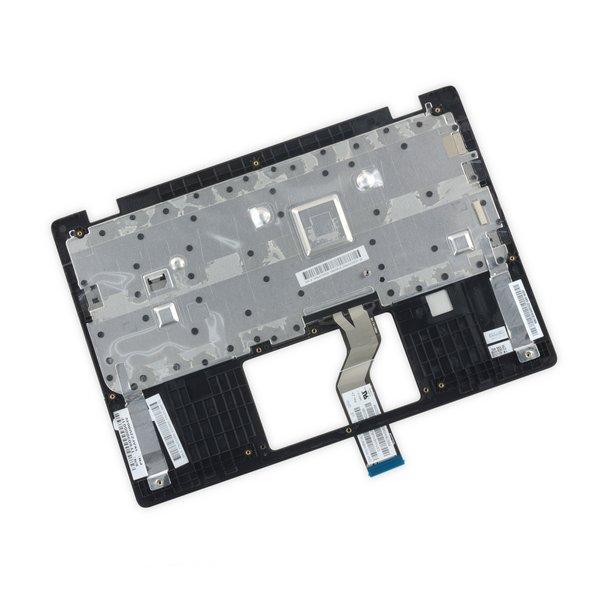 Lenovo Chromebook 100S Upper Case