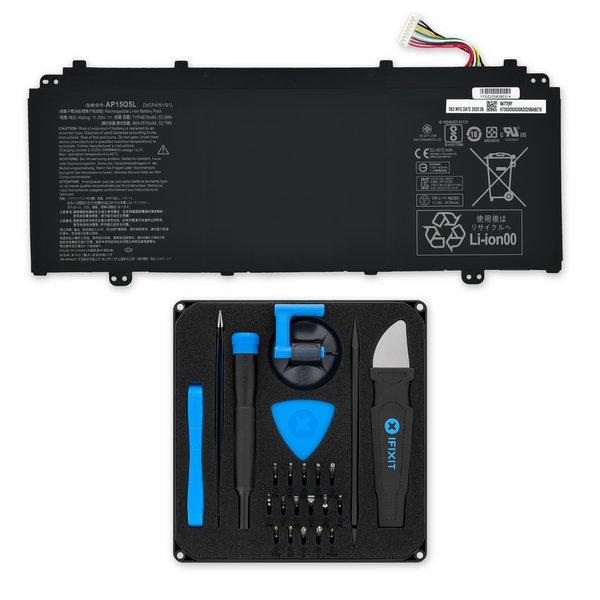 Acer AP1505L Laptop Battery / Fix Kit