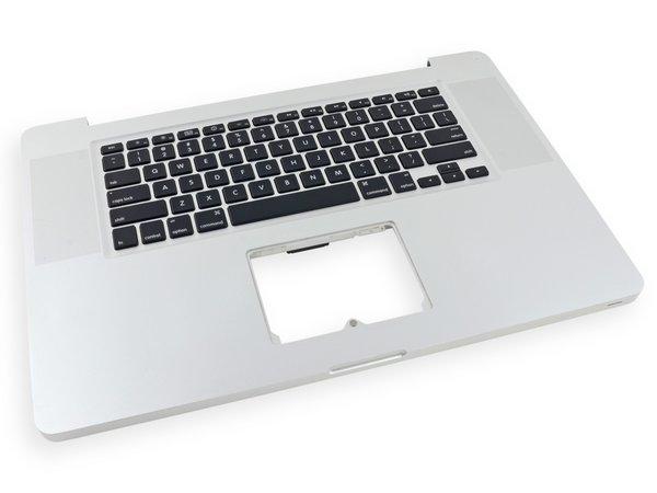 "MacBook Pro 17"" Unibody (Mid 2010) Upper Case"