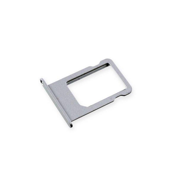 iPhone 5s/SE (1st Gen) Nano SIM Card Tray / Silver