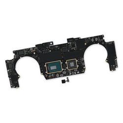 "MacBook Pro 15"" Retina (Mid 2018) 2.9 GHz Logic Board, Radeon Pro 560X, with Paired Touch ID Sensor / 16 GB / 256 GB SSD"