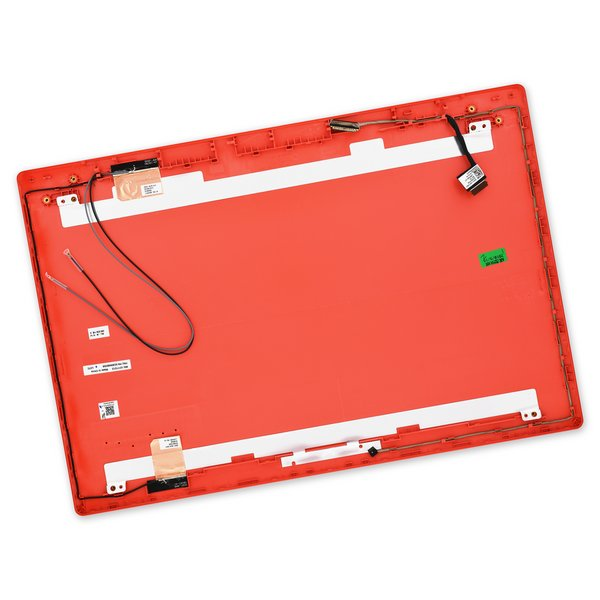 Lenovo IdeaPad 330 and Miix 320 LCD Back Cover / New / Red