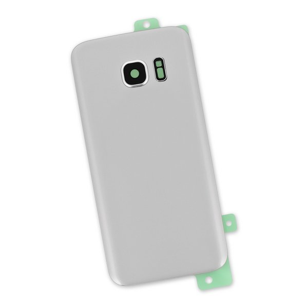 Galaxy S7 Rear Panel/Cover / Part Only / Silver