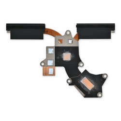 Lenovo IdeaPad Yoga 730-15 Dual Processor Heat Sink