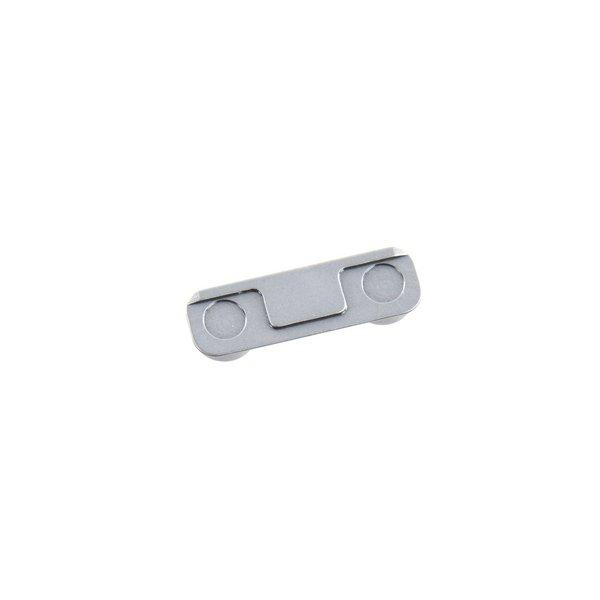 iPhone 5s/SE (1st Gen) Volume Button / Silver / Used