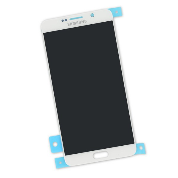 Galaxy Note5 Screen / White / Part Only