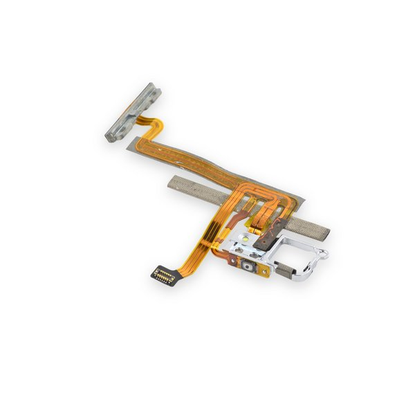 iPod touch (model A1421 5th Gen) Volume and Power Cable