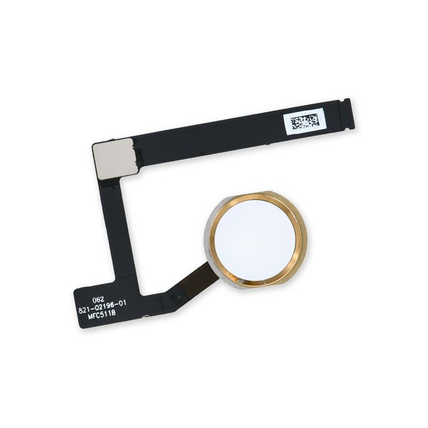 iPad mini 5 Home Button Assembly / Gold