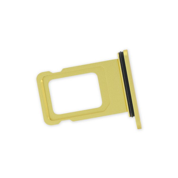 iPhone 11 Single SIM Card Tray / Yellow