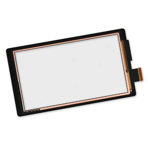 Nintendo Switch Lite Touch Screen Digitizer / New / Light Grey