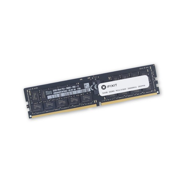 PC4-21300 32 GB ECC Registered RAM Chip