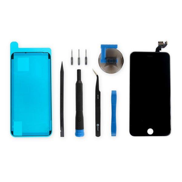 iPhone 6s Plus Screen / New / Fix Kit / Black