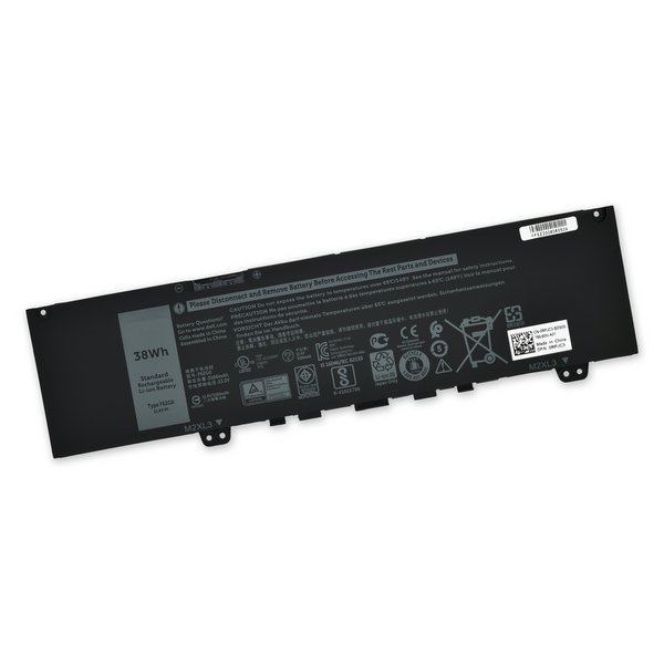 Dell Inspiron 13 5370, 7370, 7373, and 7380 Battery / Part Only