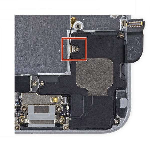 iPhone 6/6s Antenna Interconnect Cable Clip