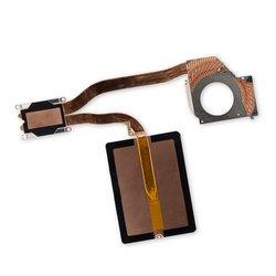 Surface Pro 4 Heat Sink / Used / With Fan Bracket