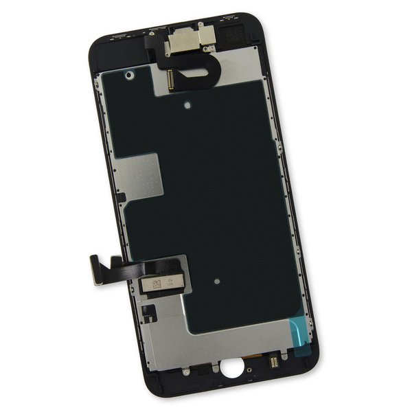 iPhone 8 Plus Screen / Black / Part Only