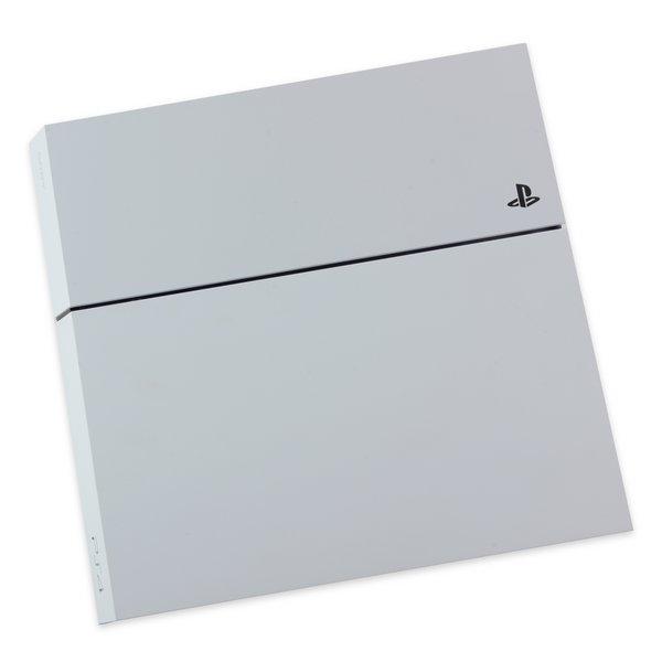 PlayStation 4 (CUH-11XXA) Right Case / White / A-Stock