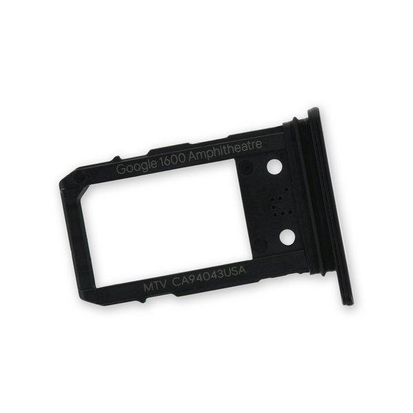 Google Pixel 3a XL SIM Card Tray / Black