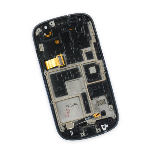 Galaxy S III Mini (Verizon) Screen / Blue / A-Stock