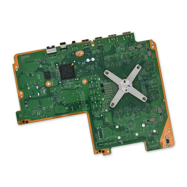 Xbox One X Motherboard and Paired Optical Drive