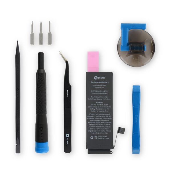 iPhone SE (1st Gen) Battery / Fix Kit with Adhesive