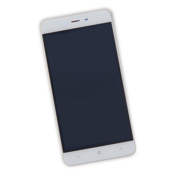 OnePlus X Screen / Gold