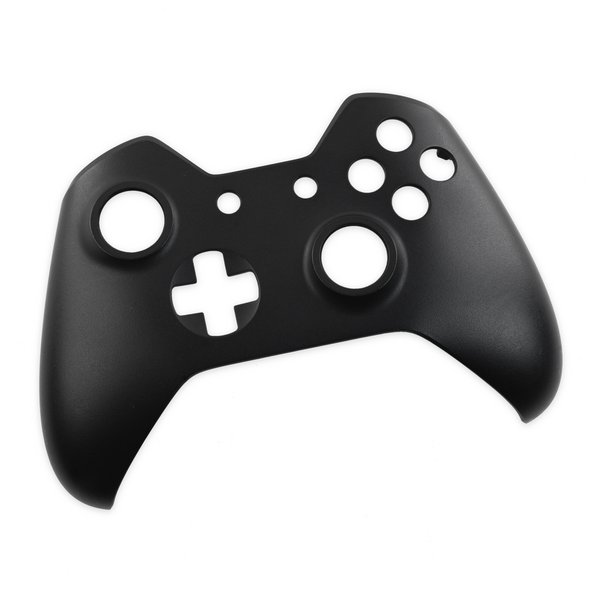 Xbox One Controller (1537 and 1697) Front Panel / Black / A-Stock