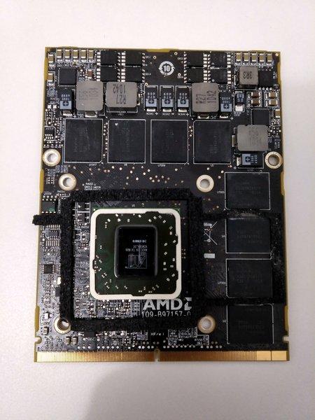 "iMac Intel 27"" EMC 2390 Radeon HD 5750 Graphics Card"