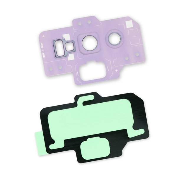 Galaxy Note9 Rear Camera Bezel & Lens Cover / Purple