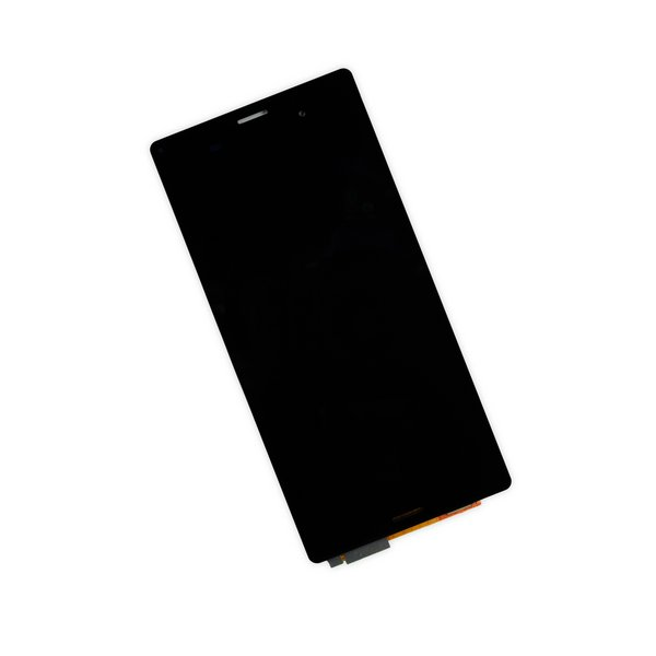 Sony Xperia Z3 and Z3 Dual Screen / Black / Part Only