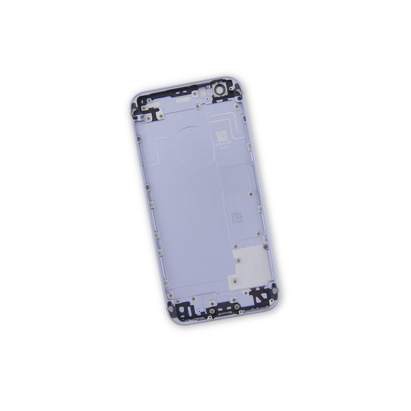 iPhone 6s Blank Rear Case / Gray