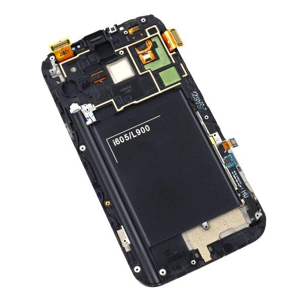 Galaxy Note II (Sprint/Verizon) Screen / Gray / New