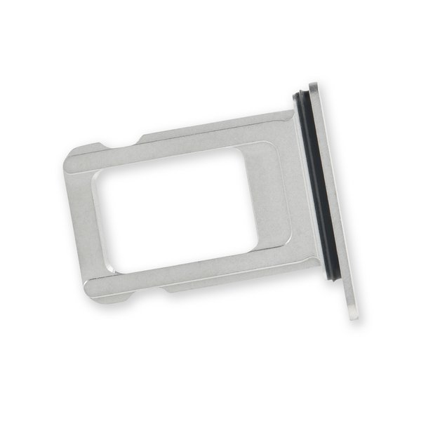 iPhone 12 Pro Max Single SIM Card Tray / Silver
