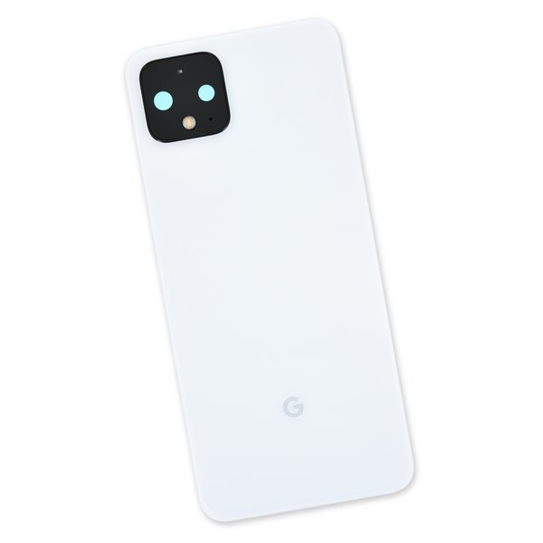 Google Pixel 4 Rear Panel Assembly / White