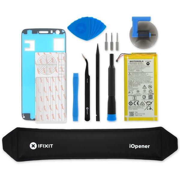 Moto X4 Battery / Fix Kit v2 / driver + SIM Tool