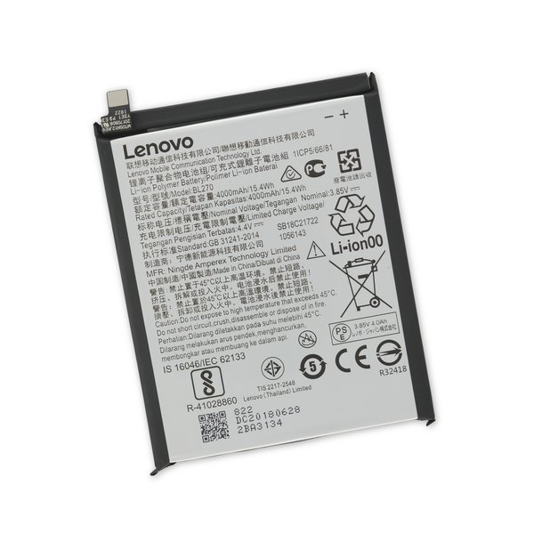 Moto G6 Play Battery / Part Only