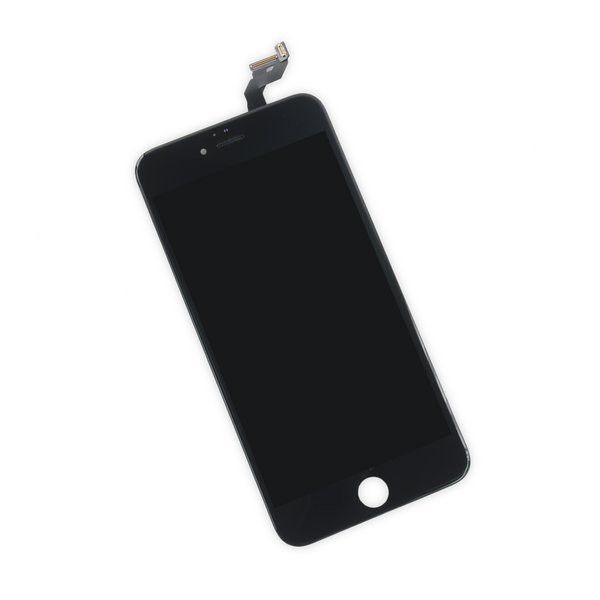 iPhone 6s Plus LCD and Digitizer / New, Premium / Part Only / Black